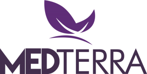 Medterra brand logo – Eatonslater.com Health food & online health store