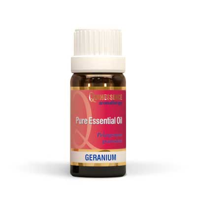 Quinessence Geranium oil 100% Pure essential oil - Eatonslater.com Health food & online health store