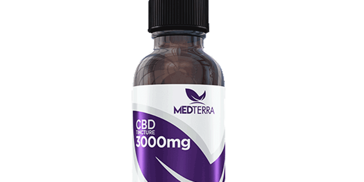 Medterra CBD Oil 3000mg CBD – Eatonslater.com Health food & online health store
