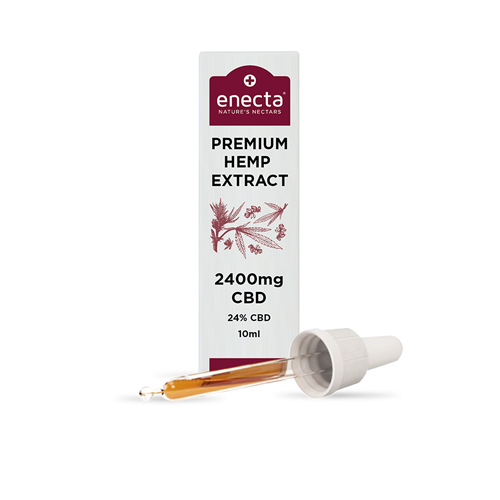 Enecta CBD Oil 2400mg – Eatonslater.com Health food & online health store